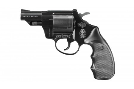 Smith & Wesson Combat cal. 9 mm R.K. - Schwarz
