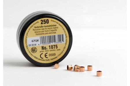390.001 Zündhütchen RWS 4,2mm standard, 250St