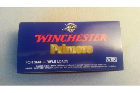Winchester Small Rifle Zündhütchen #6-1/2