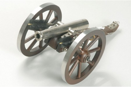 336.130 Napoleon Kanone Mittel . 50 (cannon middle)