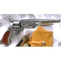 310.313  .36 TEXAS PATERSON Modell 1836 - voll handgraviert