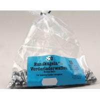 389.127../.150 Blei-Rundkugeln H&N .472 - .531 (50Stk)