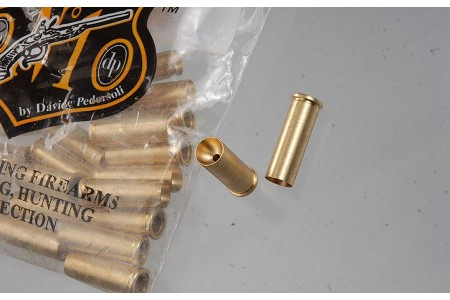 USA 518 25 BRASS CASE BOX for INDOOR SHOOTING  .38/.45
